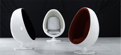 fauteuil egg-smile